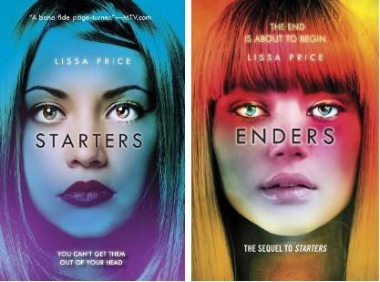 Check out Starters and Enders by Lissa Price and other YA dystopian series.