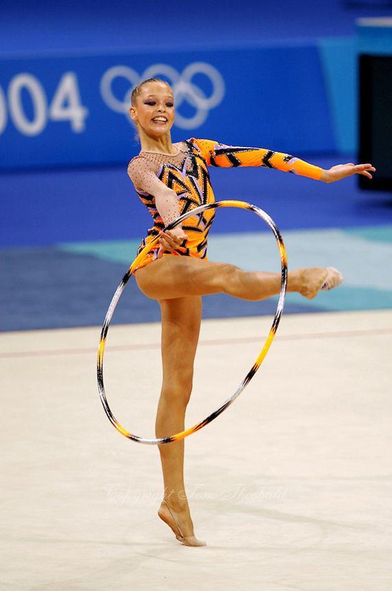 Dominika CERVENKOVA (CZE) Hoop