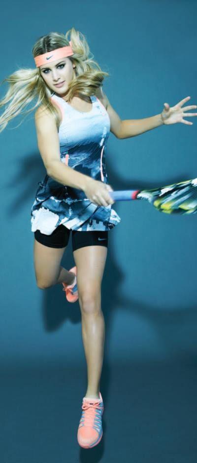 """Eugenie """"Genie"""" Bouchard Pictures Thread! - Page 54 - TennisForum.com"""