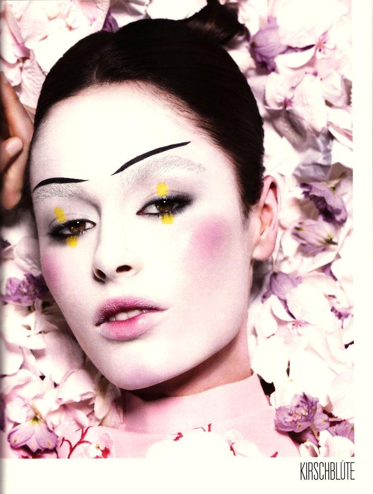 18 best Geisha Makeup images on Pinterest | Geishas, Geisha makeup ...