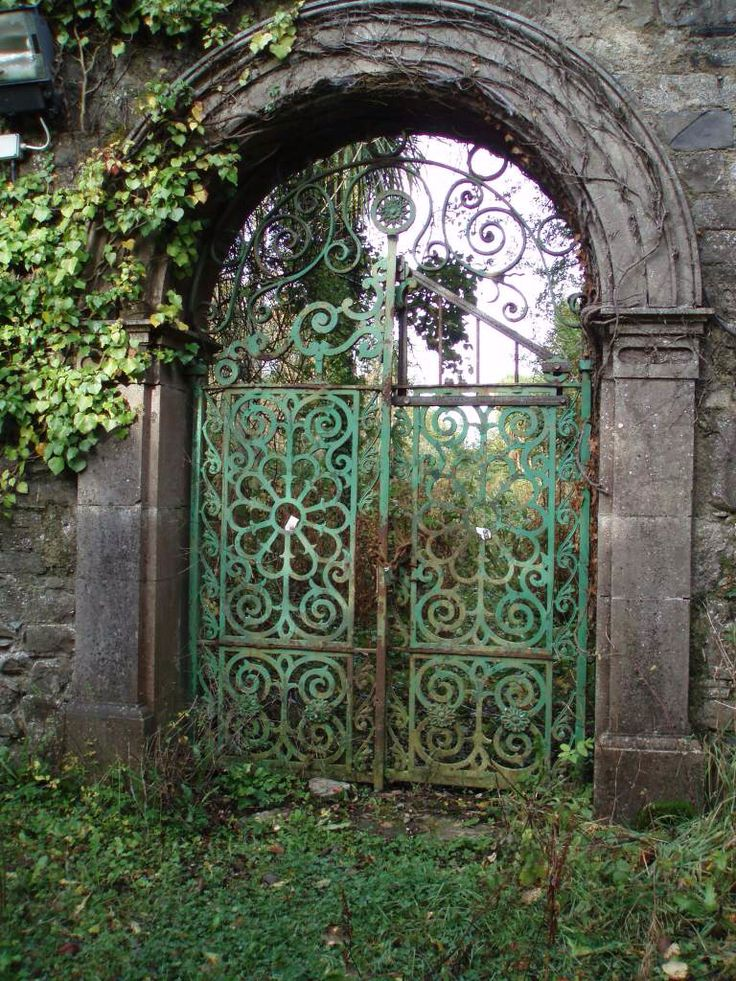 Where to find a beautiful gate in Belarus 42