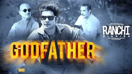 "Godfather Lyrics from Bollywood Movie ""Ranchi Diaries"" ,The song is sung by Mika Singh & lyrics are written by Sattwik Mohanty and music is composed also Imran and Bobby.      Ranchi Diaries is an upcoming Bollywood film."