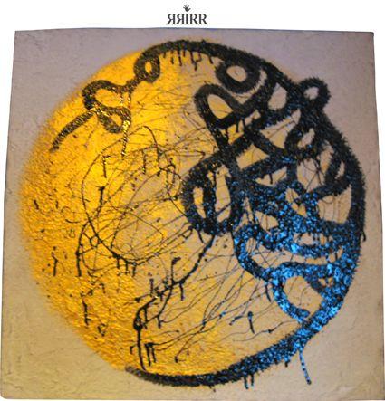 M s de 1000 ideas sobre pinturas en bastidor en pinterest - Lienzo sobre bastidor ...