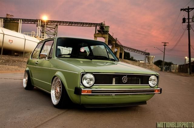 This mk1 golf speaks for its self outstanding..