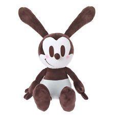 Oswald the Lucky Rabbit Plush Doll EASTER SPRING RABBIT ❤ Disney Store Japan