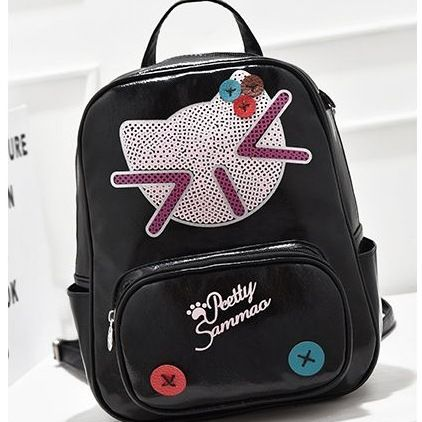 Find More Backpacks Information about New Brand Bag Women Backpack Cut Cat Back pack High Quality PU Leather Backpacks students Shoulders Bags Schoolbag Totes Bolsas,High Quality bag letter,China bag cow Suppliers, Cheap bag mark from Shenzhen Idea Fashion Bags Co., Ltd on Aliexpress.com