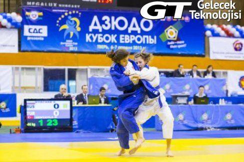 Milli judocumuz Burcu Hantuk Hastaneye Kaldırıldı