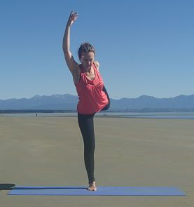 Natarajasana - The Dancer Pose
