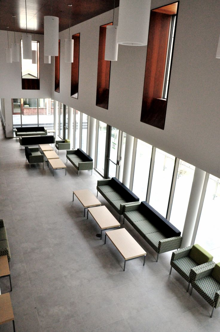 Student Lounge In The Goldring Centre At Victoria College