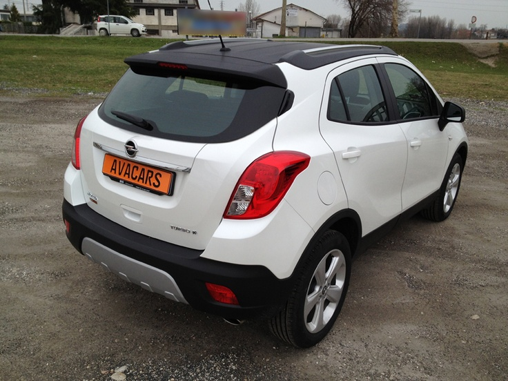 Car Wrapping Opel Mokka Carbon Black Car Wrapping