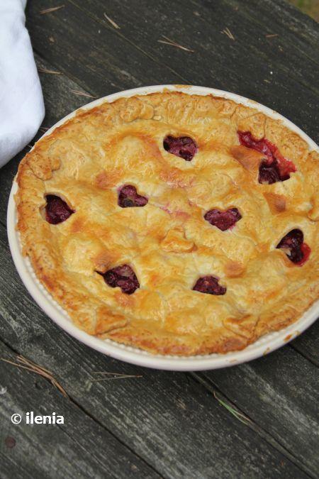 Ciasto z wiśniami / Cherry Pie