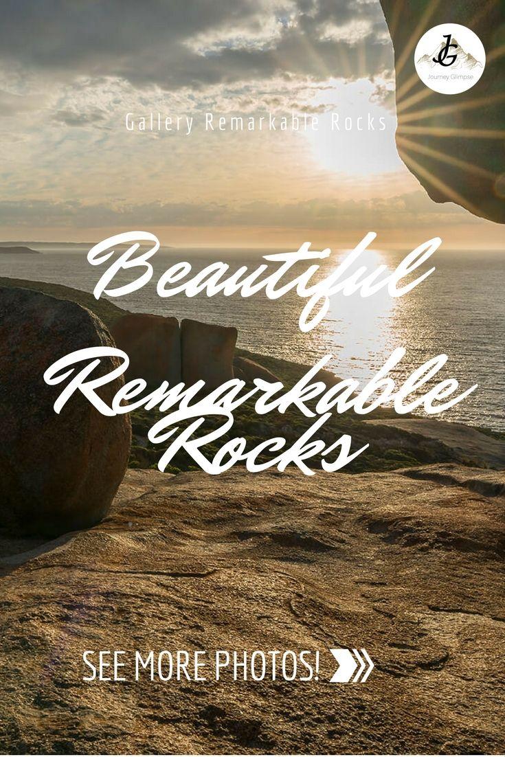 Die Remarkable Rocks auf Kangaroo Island sind ein riesiges Highlight für Fotografen. Wir widmen der Felsformation eine eigene Foto-Galerie.
