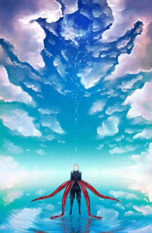 Kaneki | This artwork is so beautiful.