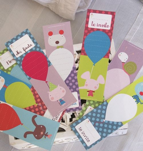 Invitaciones de cumplea os kid and fiestas - Ideas cumpleanos infantiles ...