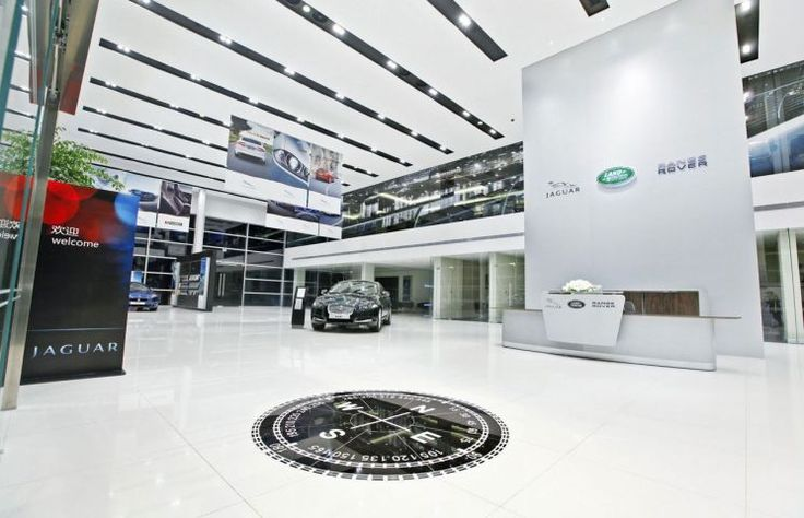 Jaguar Land Rover opens 100th dealership in China