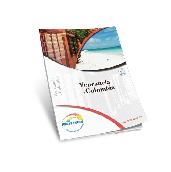 Catalogo Venezuela e Colombia di Press Tours http://www.presstours.it/Catalogs.aspx
