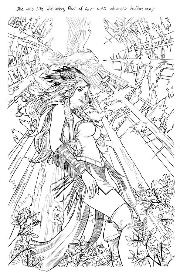 17 Best Images About Comic Book Line Art On Pinterest
