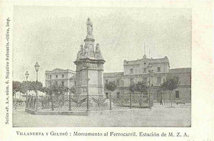 Plaça de la estació