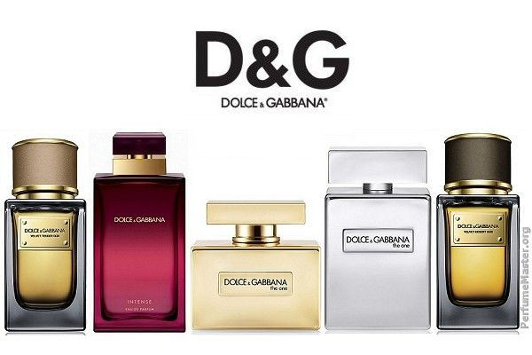 Dolce and Gabbana Perfume Collection 2013