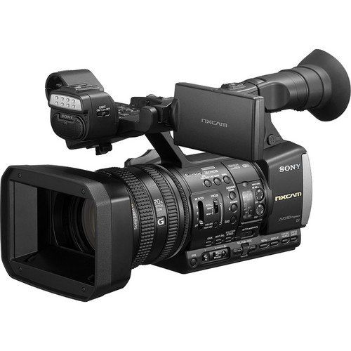 Sony HXR-NX3N NXCAM Professional Handheld Camcorder HXRNX3N - International Version (No Warranty)