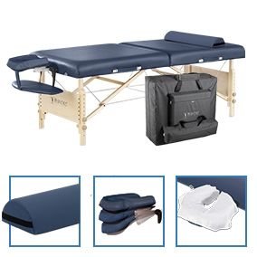 "30"" Coronado LX Portable Massage Table Package"