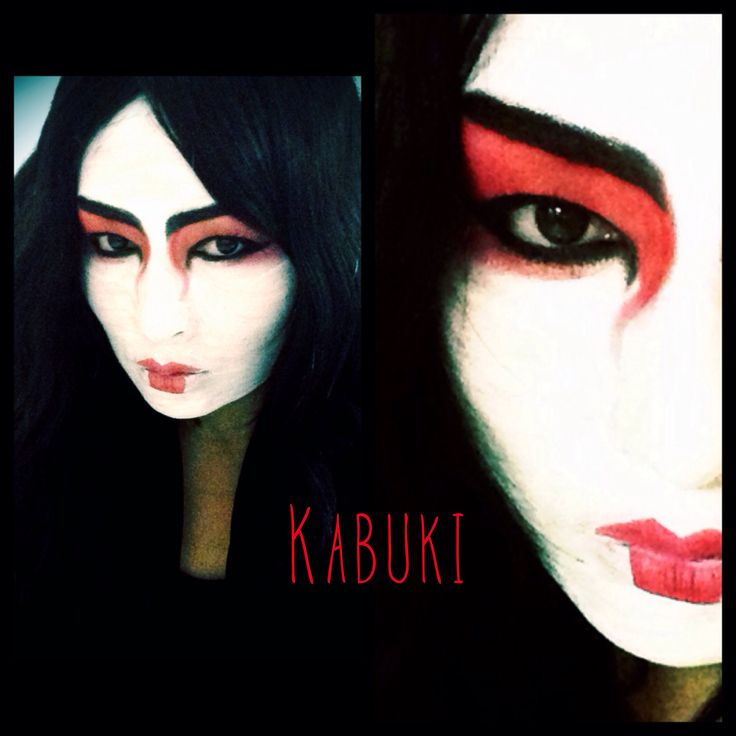 Kabuki Theater Makeup Female | Www.imgkid.com - The Image Kid Has It!