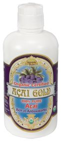 Acai Gold Organic Certified by Dynamic Health - Buy Acai Gold Organic Certified 32 Liquid at the vitamin shoppe #VitaminShoppeContest