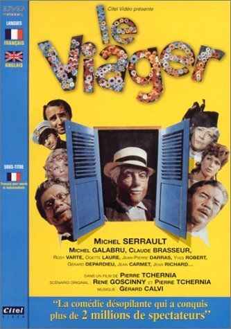 "Directed by Pierre Tchernia.  With Michel Serrault, Michel Galabru, Claude Brasseur, Rosy Varte. Doctor Galipeau has a brother, Emile, whose wife has just given birth to a baby boy and who dreams of owning a house. He has just examined Louis Martinet, an old man who, according to him, is in the last stages. That is why he advises Emile to purchase Martinet's house for an annuity. Unfortunately for the Galipeaus, not only does Martinet recover but, month after month, year after year, the ""..."