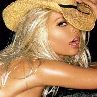 hot naked blond cowgirls