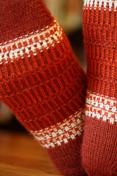 Knitty - Texturize your knitting: Winter 2008