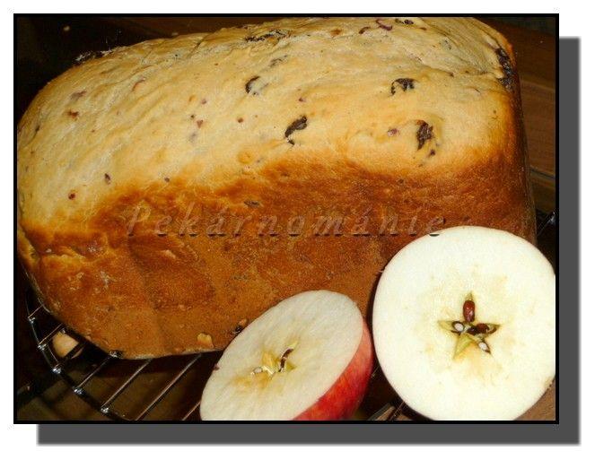 Jablkový mazanec