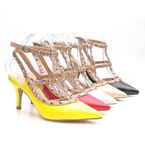Kayla shoes Damen Elegante Design Stiletto Pumps LL59-WW032 - http://on-line-kaufen.de/kayla-shoes/kayla-shoes-damen-elegante-design-stiletto-pumps-2
