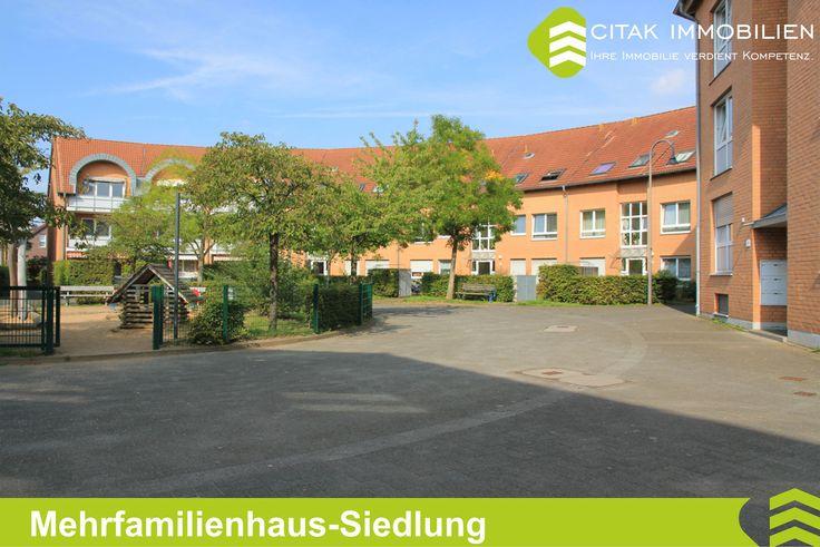 Köln-Blumenberg-Mehrfamilienhaus-Siedlungen