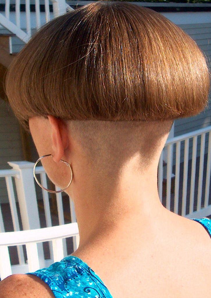 how to avoid mushroom hair