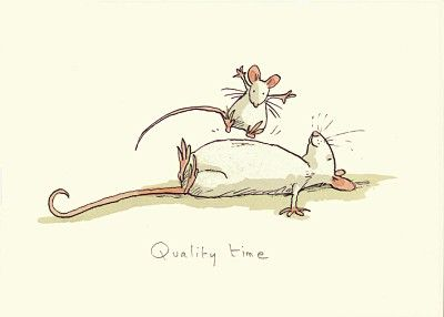 Quality time – Philippa M