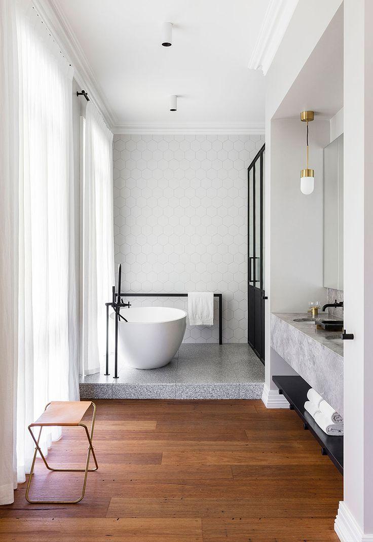 inout barcom terrace by arentpyke - Fantastisch Design Badevrelse Med Natursten
