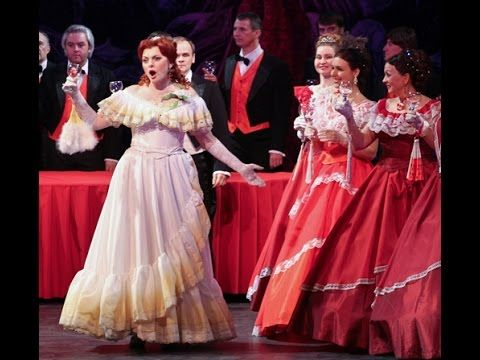 Russian State Ballet & Opera House present La Traviata. 21 September. http://www.dorkinghalls.co.uk/index.cfm?articleid=10757&eventid=12521