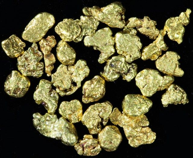 One Gram 14 screen Yukon Gold nuggets LGN 1395 gold nugget, australian gold nugget, gold, quartz gold nugget, alluvial gold nugget ,Yukon gold nugget