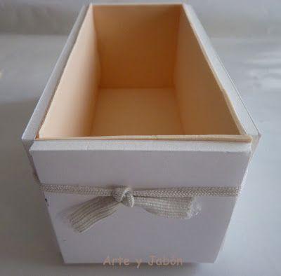 Tutorial para hacer moldes de jabón...facilísimos