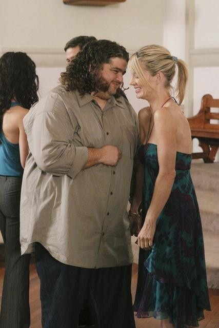 Hurley & Libby from LOST