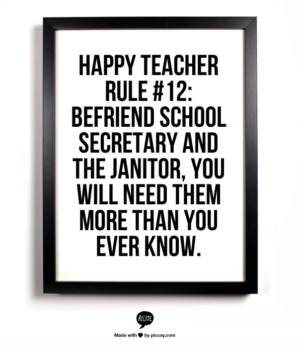 Secretary Quotes: 189 Best Images About Teachers Inspirational Thoughts On