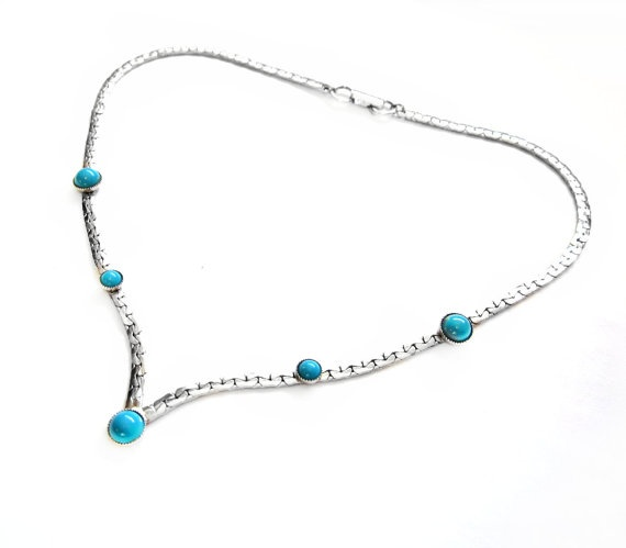 49 best remembering sarah coventry jewelry images on pinterest vintage silver turquoise sarah coventry necklace aloadofball Images