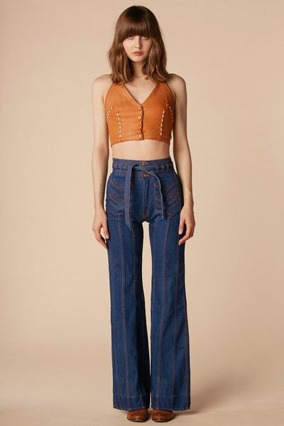 Groove On 70's Bellbottoms $298.00