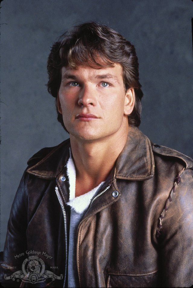 Patrick Swayze. Oh always one of my favorite actors.  I miss him.  RIP Patrick I will continue to watch  Dirty Dancing, Roadhouse, and Ghost.