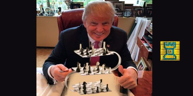 Donald Trump ignora el ajedrez de su propio país - Torre 64