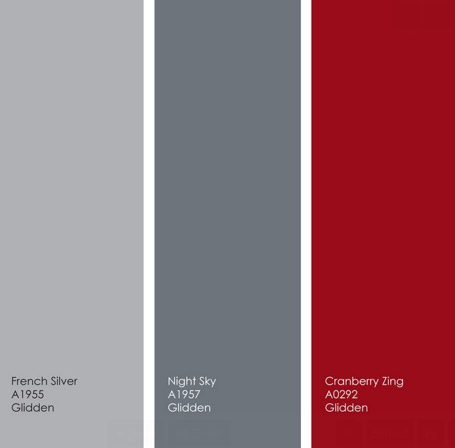 17 best images about color palettes on pinterest color for Neutral red paint colors