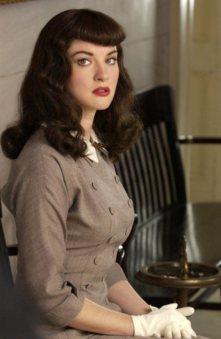 "Gretchen Mol was fabulous in ""The Notorious Bettie Page"""
