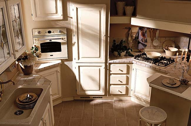 Every woman deserves a lovely kitchen