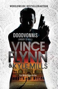 Remco leest: Doodvonnis - Vince Flynn & Kyle Mills