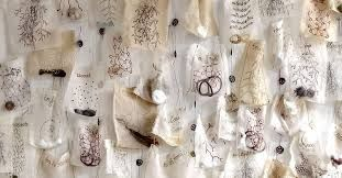 Image result for silk paper textile artists